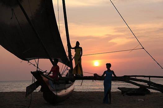 Silhouettes by Ajithaa Edirimane