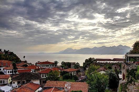 Beautiful Antalya by Kazim Yurekli