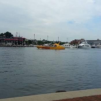 Beautiful!  #baltimore #innerharbor by Ayu Warsito