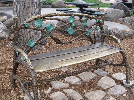 Beautiful Bench by Tammy Sutherland