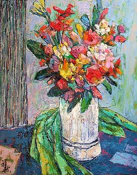 Beautiful bouquet by Siang Hua Wang