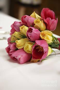 Beautiful Bridal Bouquet by Denise Jenks