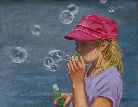 Joyce Geleynse - Beautiful Bubbles