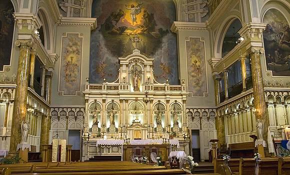 Veronica Vandenburg - Beautiful Catholic Church