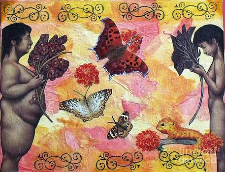 Beautiful Creatures by Leslie Jennings