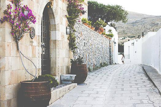 Beautiful Greece by Alejandra Pinango
