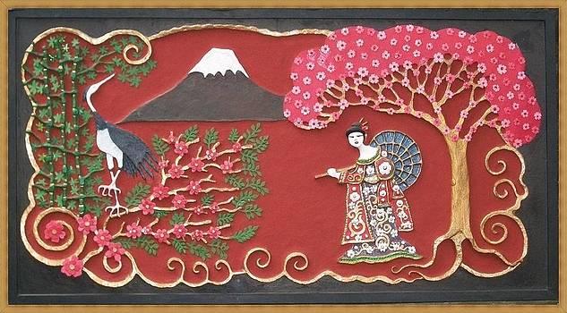 Beautiful Japan by Otil Rotcod