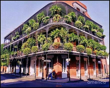 John Malone - Beautiful New Orleans Balconys