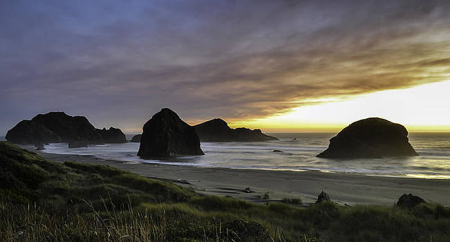 Beautiful Oregon Coast by Blanca Braun
