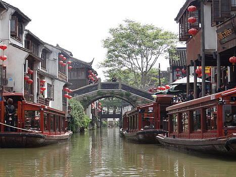 Beautiful Suzhou by Hermien Pellissier