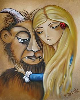 Beauty and the Beast by Charlene Murray Zatloukal