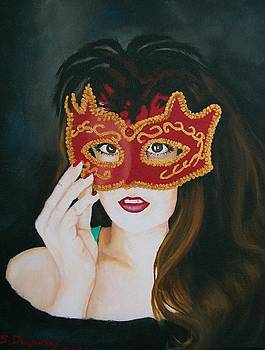 Sharon Duguay - Beauty and the Mask