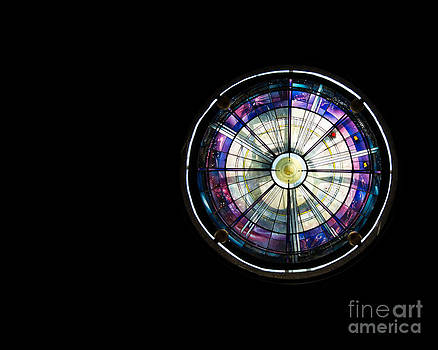 Beauty in Stained Glass II by Christina Klausen