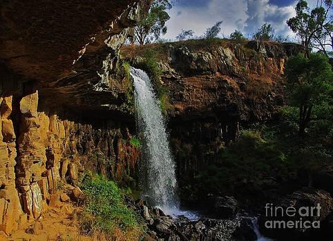 Beauty of a Waterfall by Blair Stuart