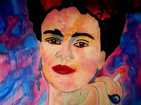 Nikki Dalton - Beauty of Frida Kahlo