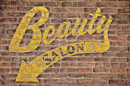 Beauty Salon Sign Vintage by Steven Bateson