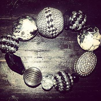 #beauxbijoux #bracelets by Amy Marie La Faille
