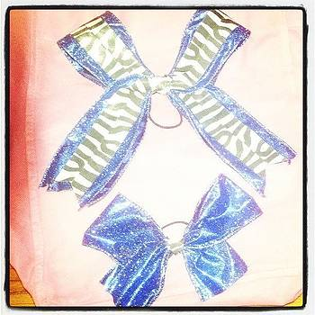 #beauxbijoux #cheerbows #hairbows #bows by Amy Marie La Faille
