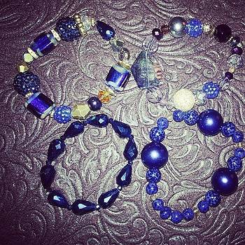 #beauxbijoux #elasticglam by Amy Marie La Faille