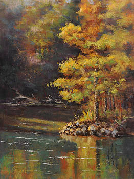 Beaver Spring by Cristine Sundquist