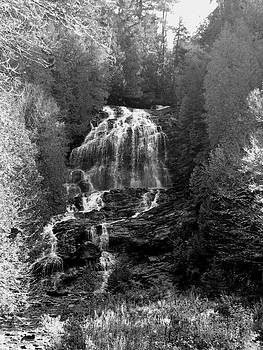 Beaverbrook Falls by Jeanne LeMieux