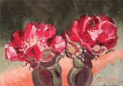 Ruth Soller - Beavertail Cactus