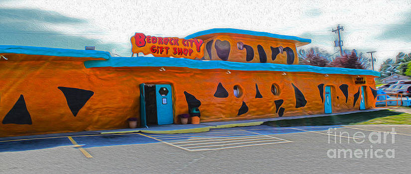 Gregory Dyer - Bedrock City - Gift Shop