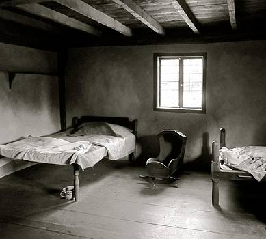 Sherlyn Morefield Gregg - Bedroom of Rebecca Nurse Accused of Witchcraft