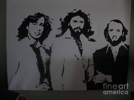 Bee Gees by Moira Ferguson