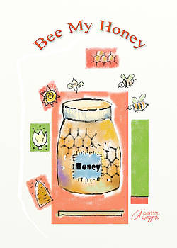 Bee My Honey by Arline Wagner