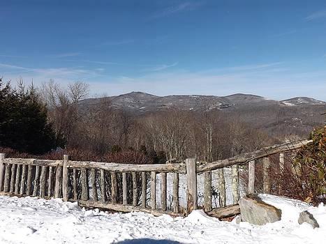 Beech Mountain by Bill Talich