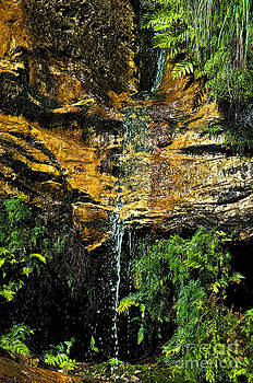 Beehive Falls by Blair Stuart