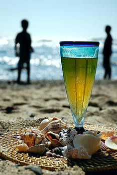 Beer Glass by Karin Hildebrand Lau