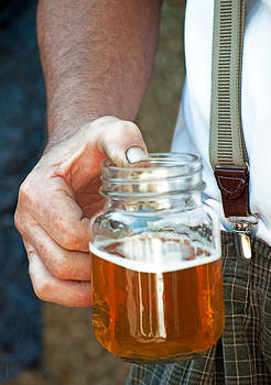 Beer He Drank by Gwyn Newcombe