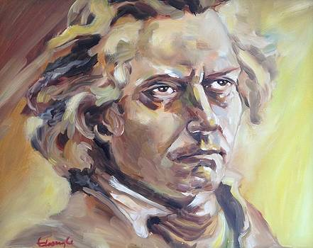Beethoven by Thong Le
