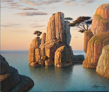 Before Sunset-SOLD by Evgeni Gordiets