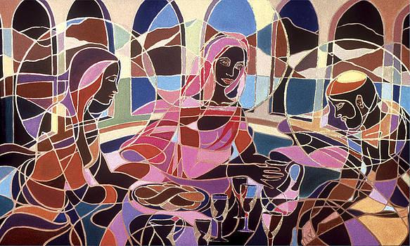 Before The Last Supper by Carolyn Goodridge