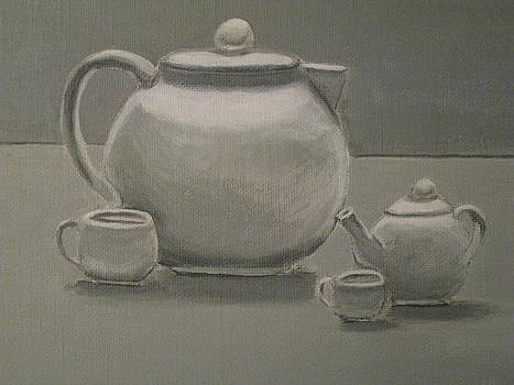 Beginner's Teapots by April Maisano