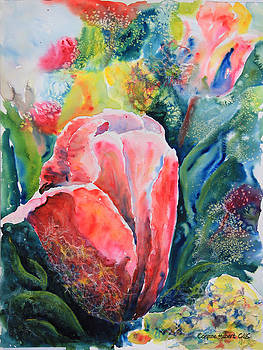 Beguiling Tulip by Corynne Hilbert