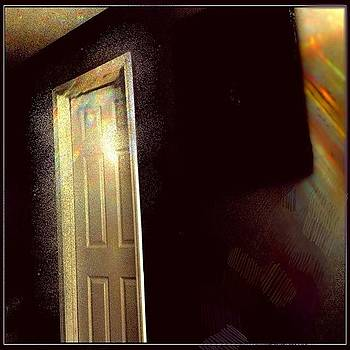 Behind The Door by Paul Cutright