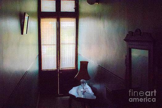 Behind the Door by Russ Brown