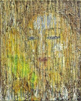 Behind the rain by Olya Me