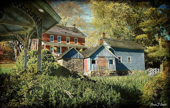 Behind the Smokehouse by Fran J Scott