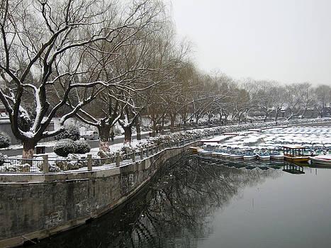 Beijing Afternoon 2 by Doveen Schecter