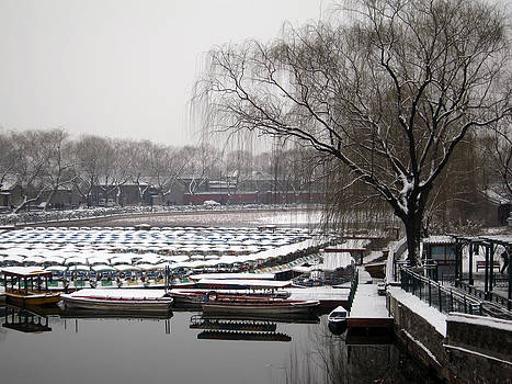 Beijing Afternoon by Doveen Schecter