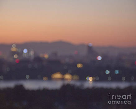 Beijing at Night by Jillian Audrey Photography
