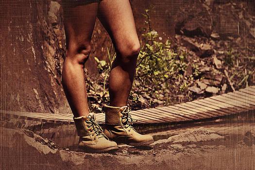 Barbelotta - Beine