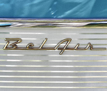 TONY GRIDER - Bel Air Auto Insignia