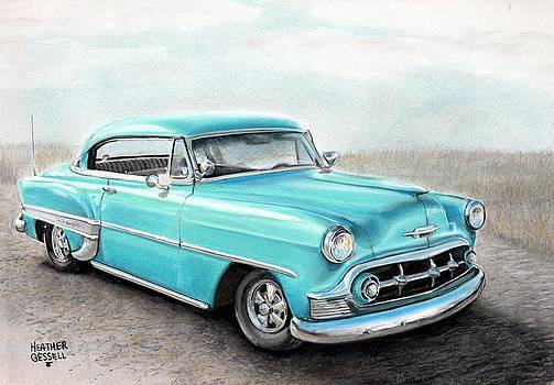Bel Air by Heather Gessell
