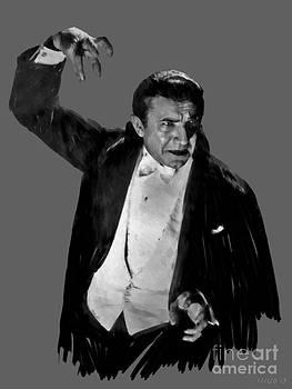 Bela Lugosi as Dracula by Stephen Shub